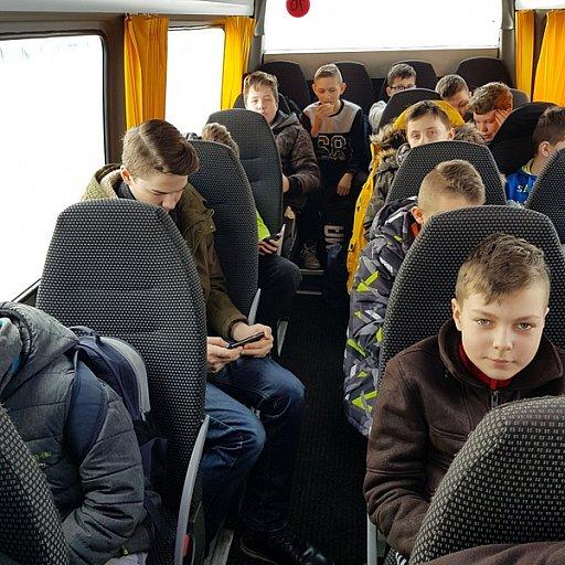 Wyjazd ministrantów do Gdańska