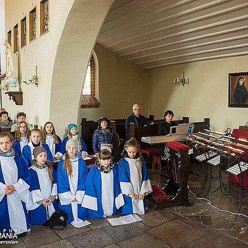 Schola parafialna 2018
