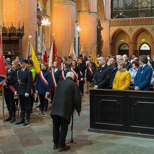Uroczystość MB Królowej Polski