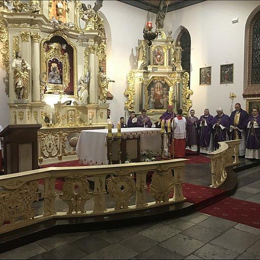 Msza za kanoników