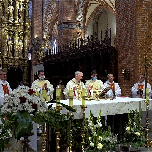 Msza św. Krzyżma