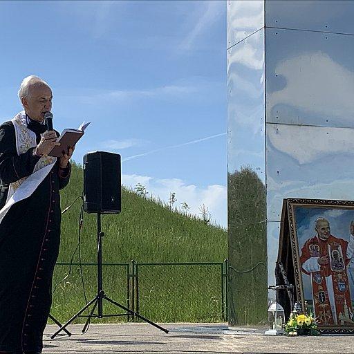 22 rocznica pobytu Jana Pawła II w Pelplinie