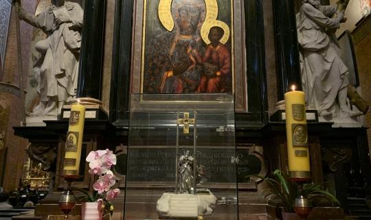 """Wspomnienie św. Jana Pawła II - patrona """"Jedynki"""""""