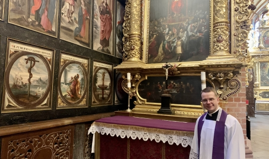 Rekolekcje Wielkopostne o Eucharystii